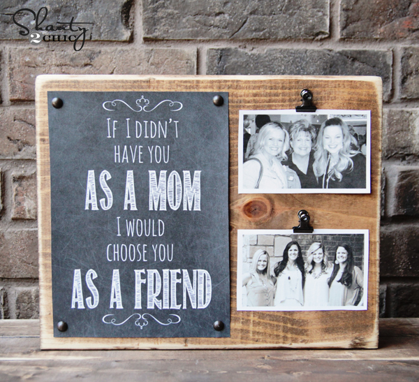 Easy DIY Mother\'s Day Gifts Your Mom Will Actually Want