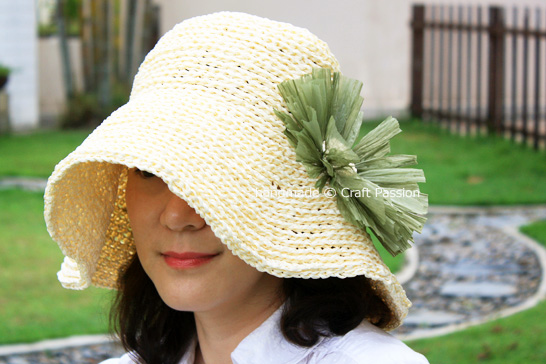 Diy Hats To Keep The Sun Off This Summer
