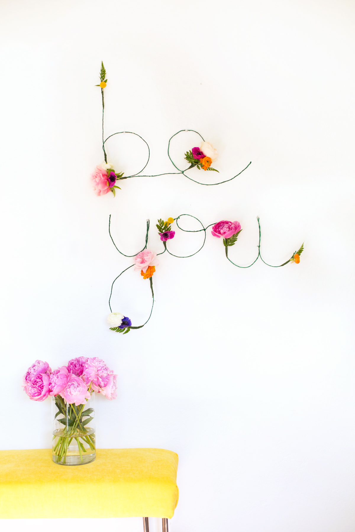 11 be your floral wall art