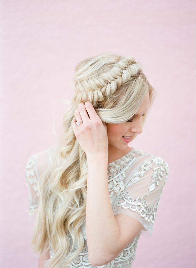 16 fishtail bridal style