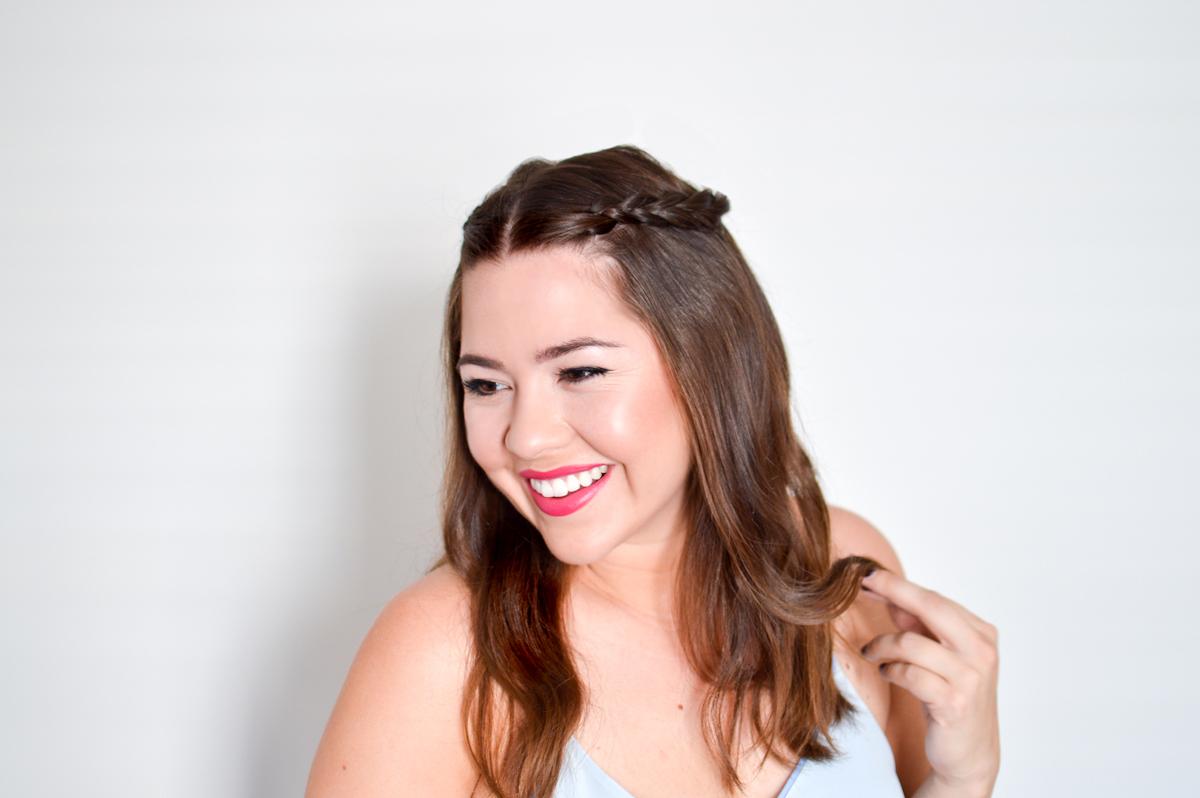 20 braided crown tutorial