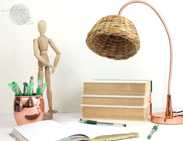 23 wicker basket lamp shade