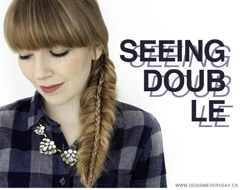 25 seeing double braid long hair style