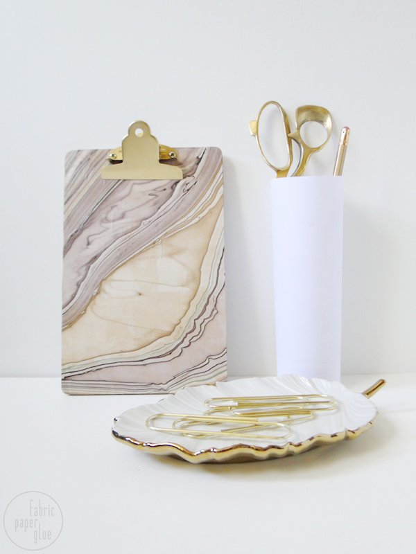 42 marble clipboard
