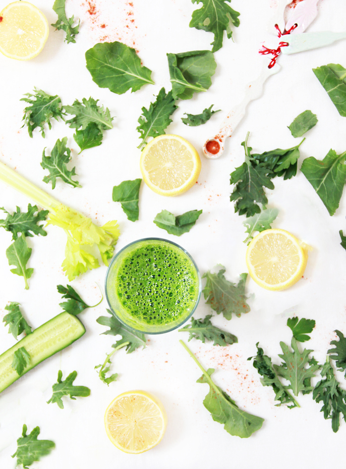 6 green smoothie recipe kale