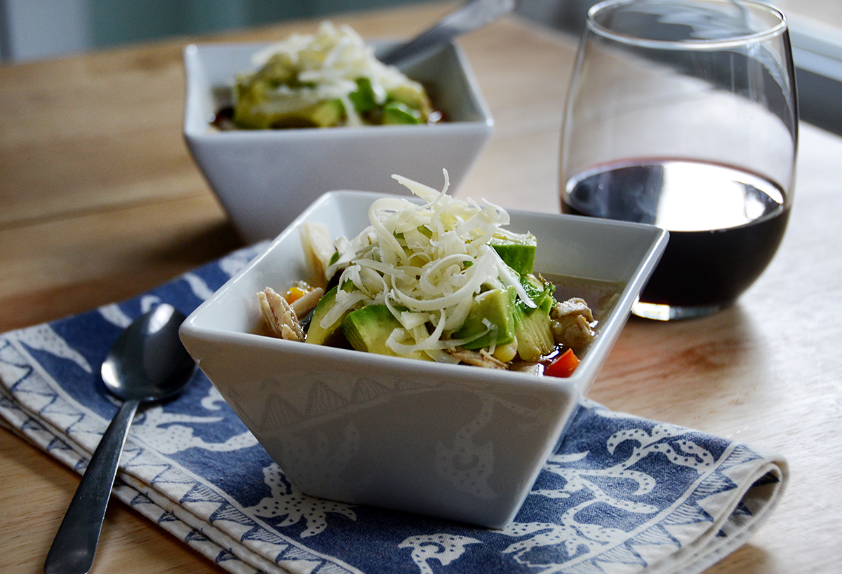 Easy tortilla stew soup recipe 5