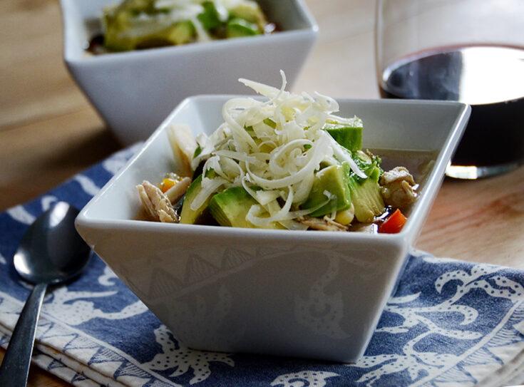 Easy tortilla stew soup recipe 8
