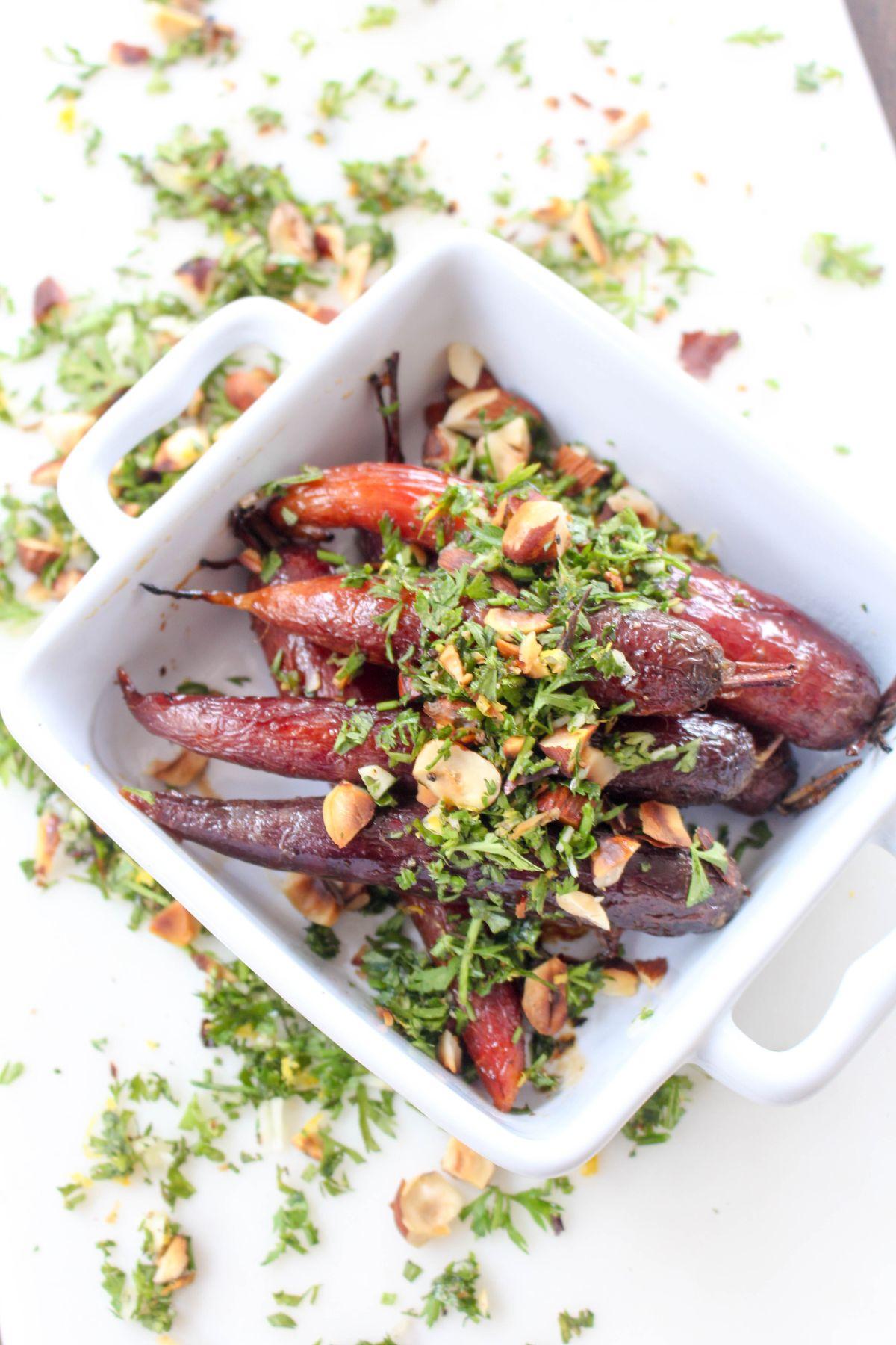 Purple Carrot Recipe