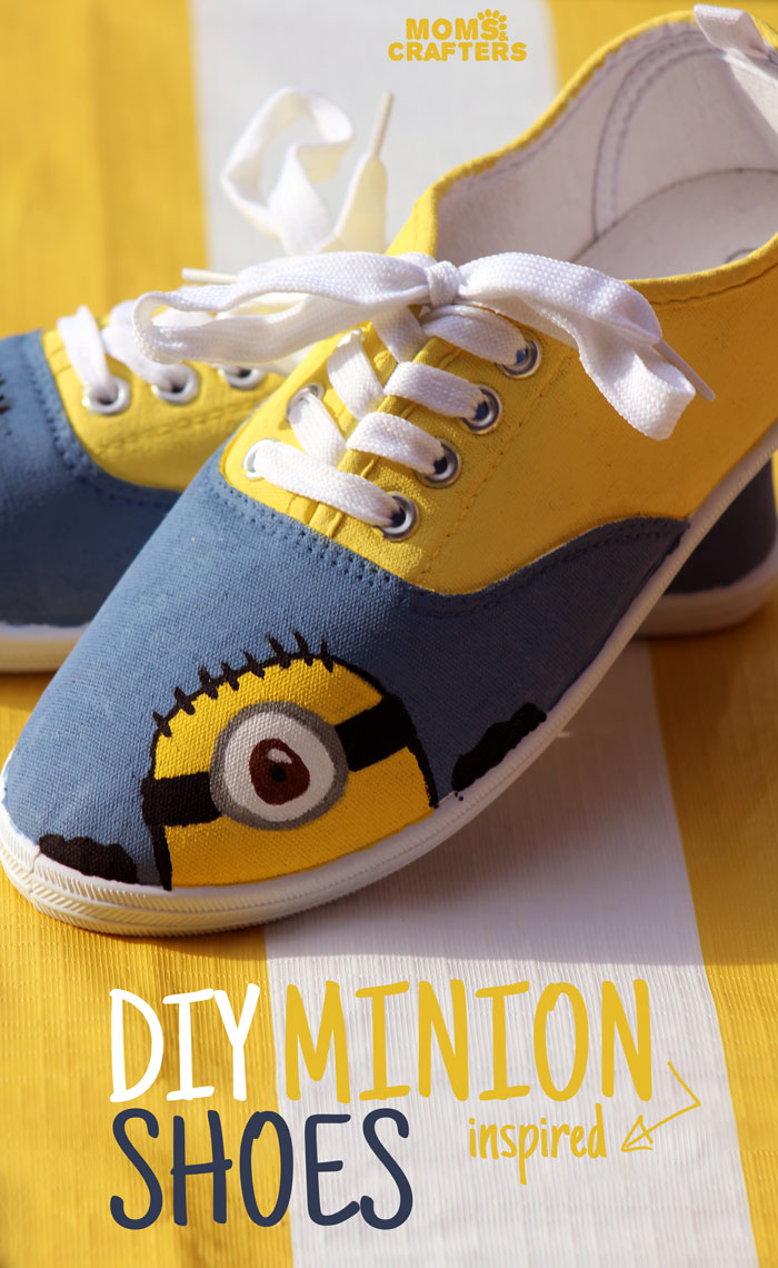 fe35ee81de57 50 Shoe DIYs That Will Have Your Sneakers and Sandals Stylishly Made ...