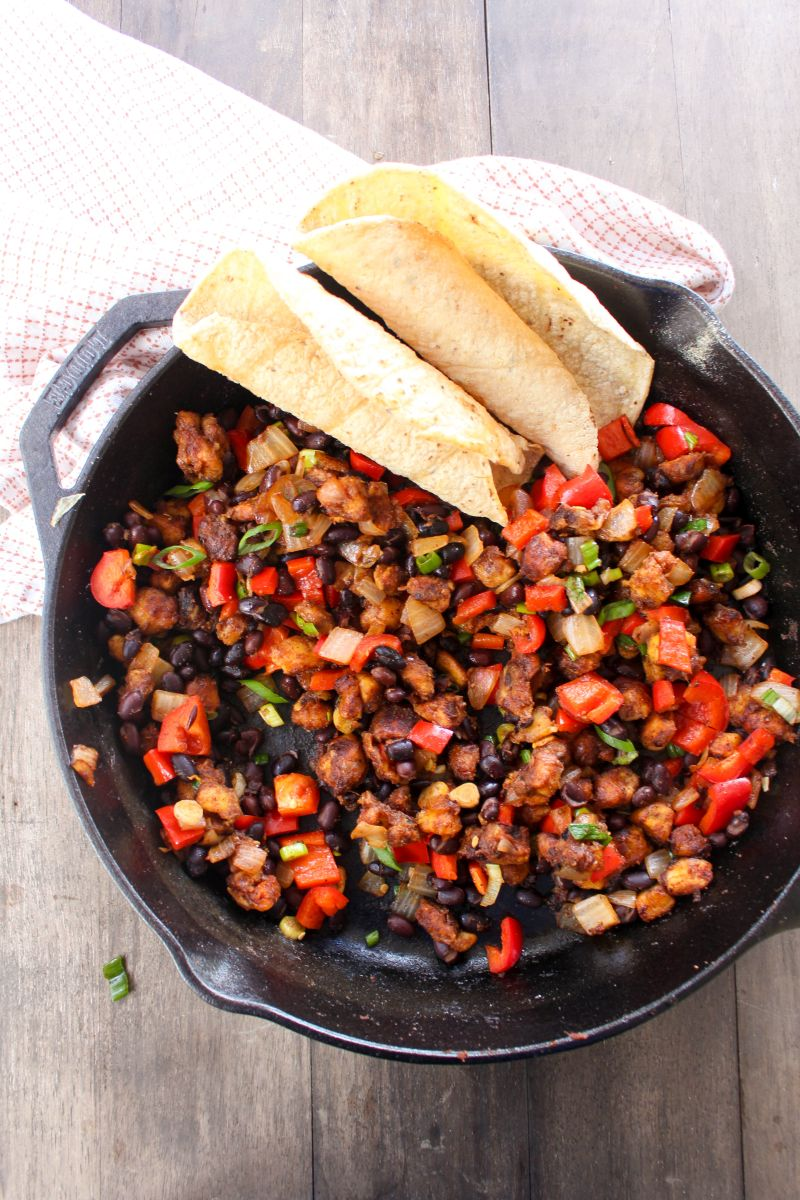 Plantain hash recipe