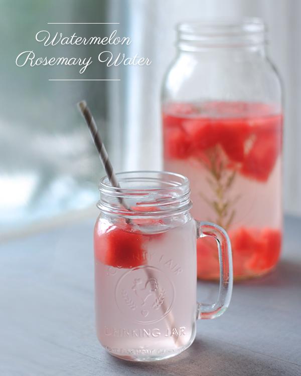 Watermelon rosemary
