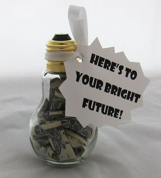 You Ll Love These Cute And Clever Ways To Give Cash As A Graduation Gift