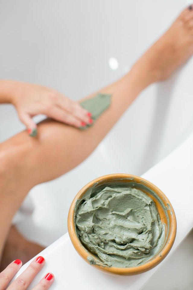 Diy body wrap gel