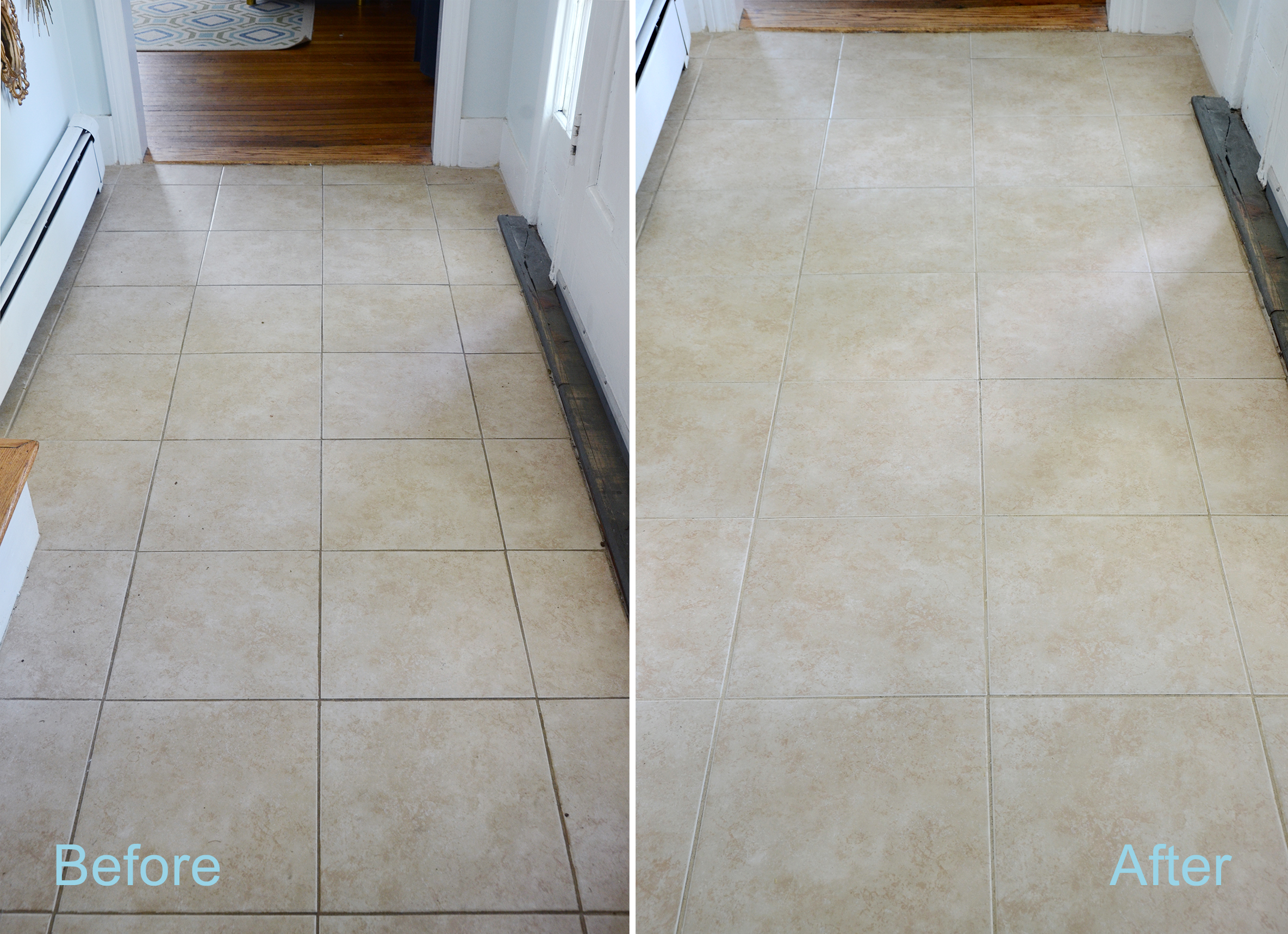 Floor Tile And Grout Cleaner