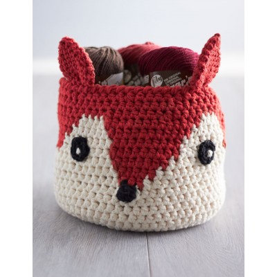 Foxy stash basket