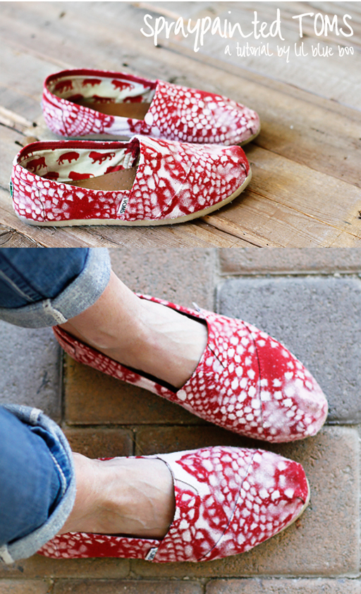 d0da199ad7e0 50 Shoe DIYs That Will Have Your Sneakers and Sandals Stylishly Made ...