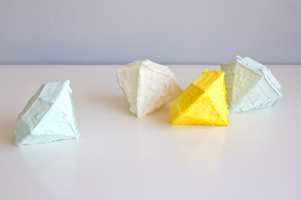 Tiny gem pinatas
