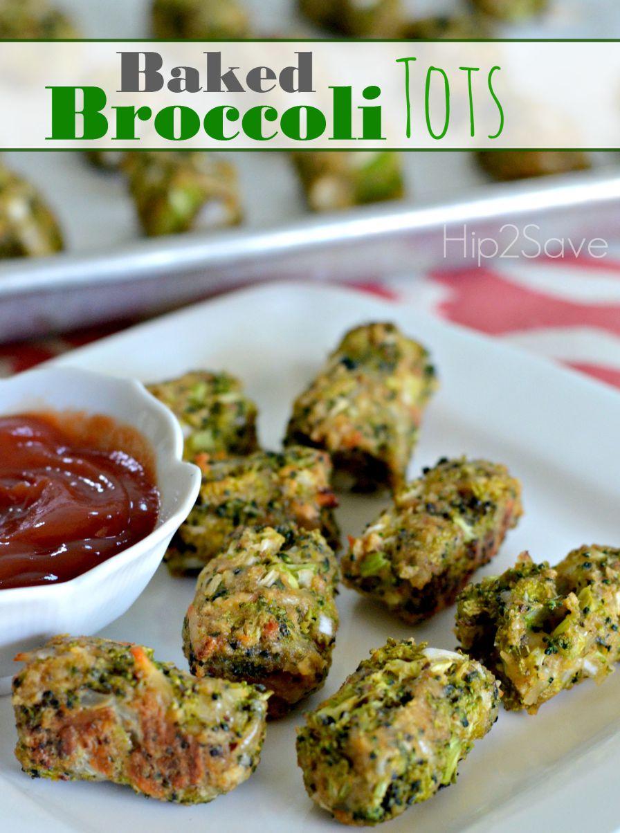 16 broccoli tots