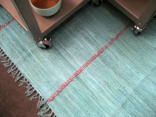 16 larger rug hack