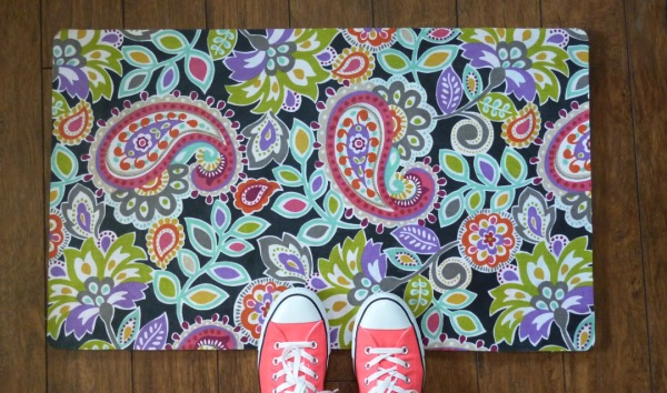 18 diy custom kitchen rug