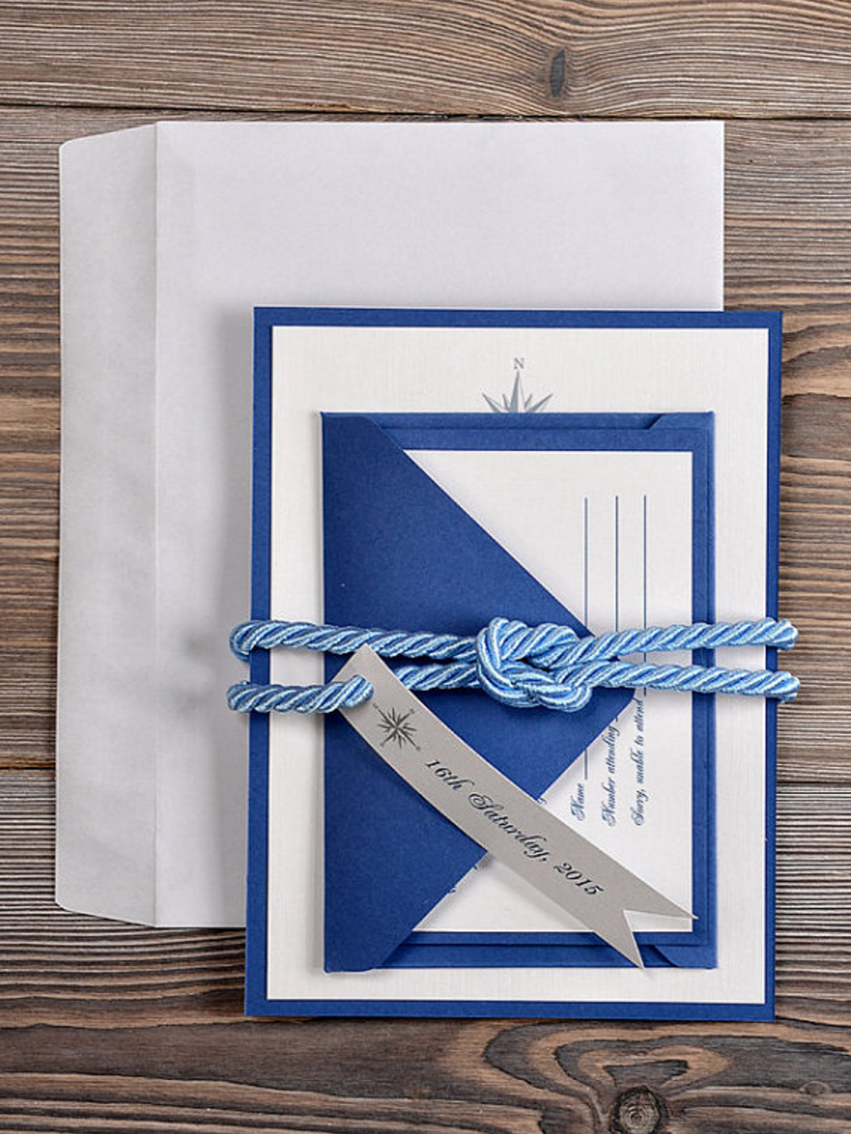 20 nautical invitations