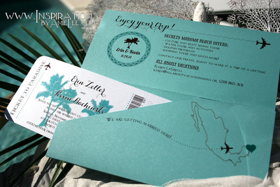 39 boarding pass invites