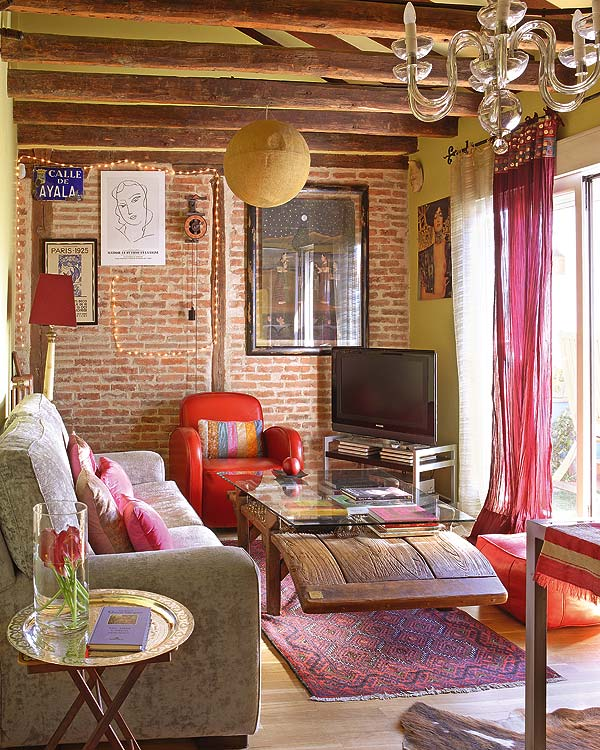 25 Examples Of Bohemian Home D Cor
