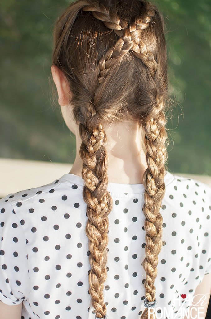 hair pigtail styles 25 pigtail braids you can try 1148
