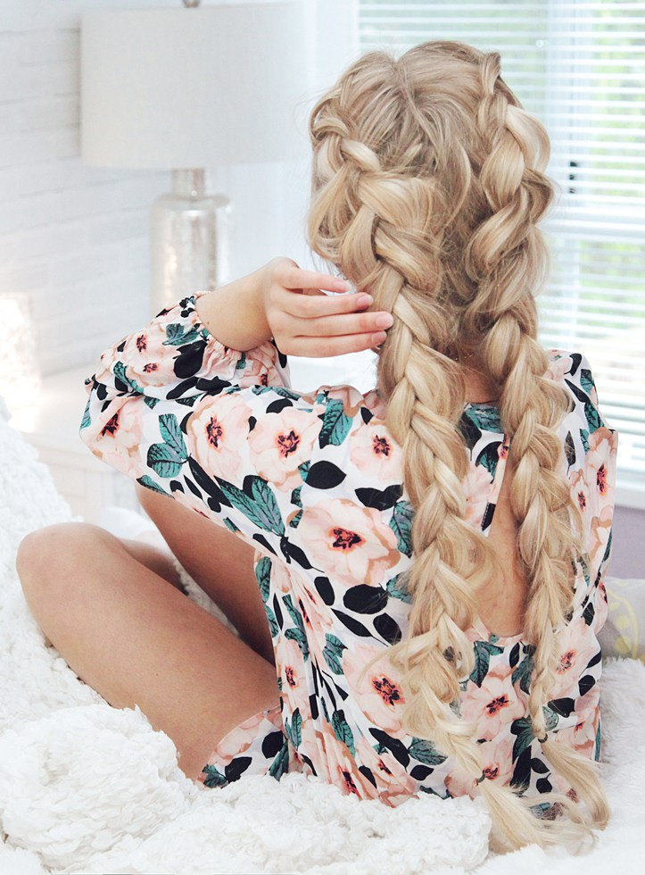 Most Delightful Braid Hairstyle Step By Inspiration