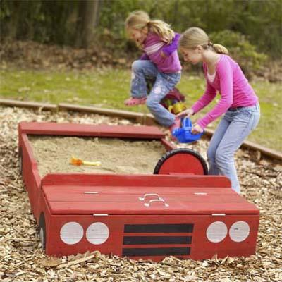 Car sandbox