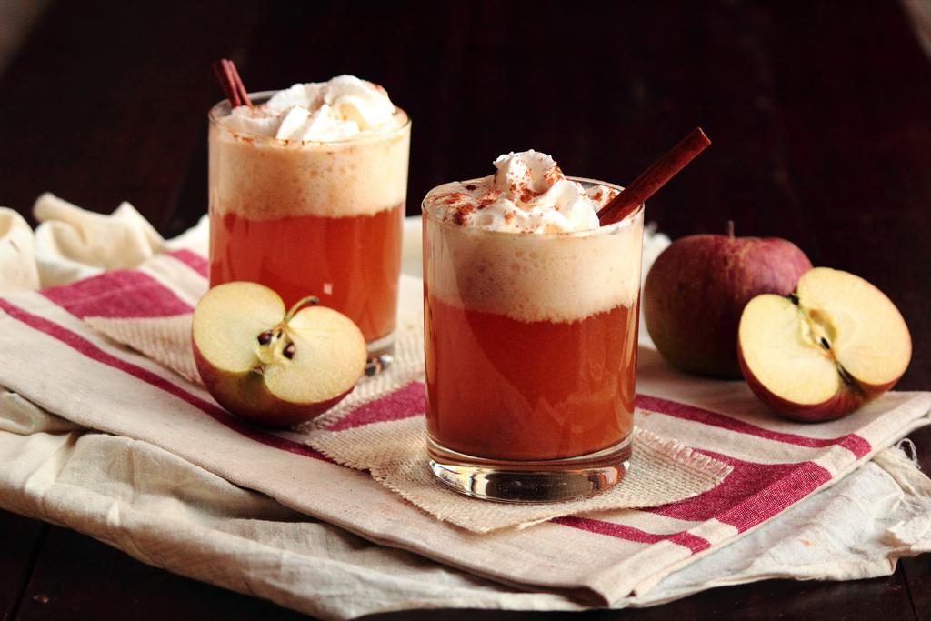 Caramel apple cider recipe