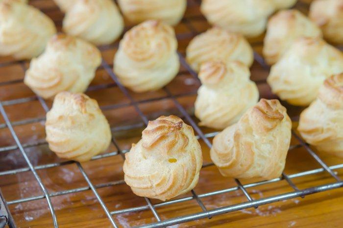 Danish pastry twists