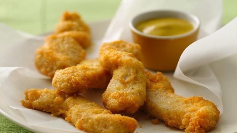 Gluten free chicken finger recipes
