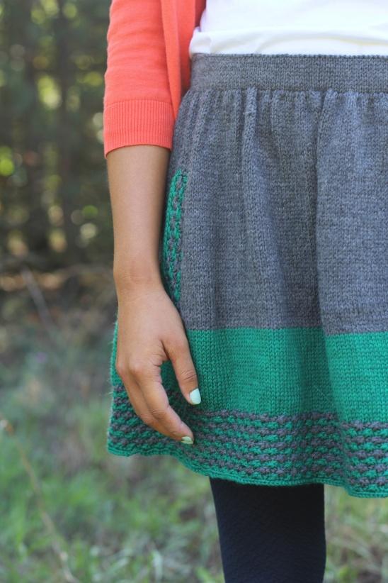 New girl skirt