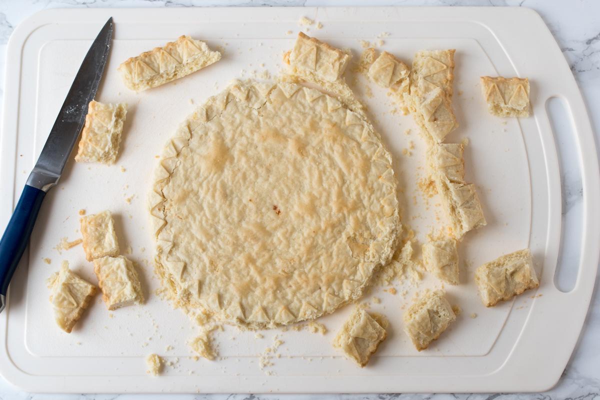 Фруктовая пицца без выпечки - простой и привлекательный летний десерт!
