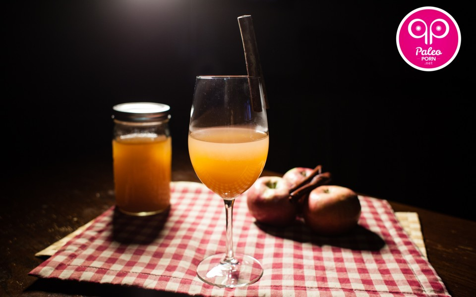 Paleo apple cider