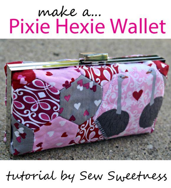 Pixie hexie wallet