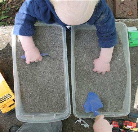Portable sandboxes