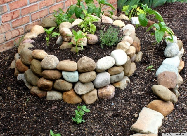 Rocks In Your Garden