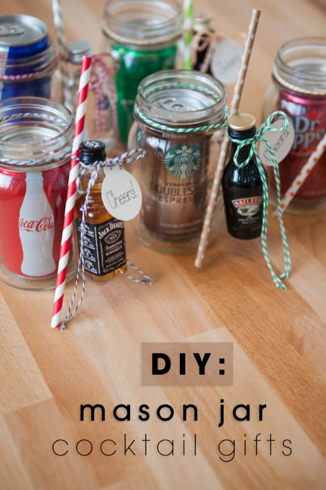 Somethingturquoise diy mason jar cocktail gift 0001