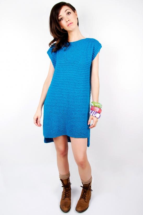 Yoshimi knit dress