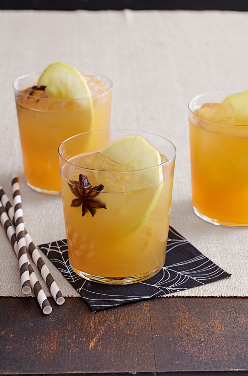Apple cider punch recipe