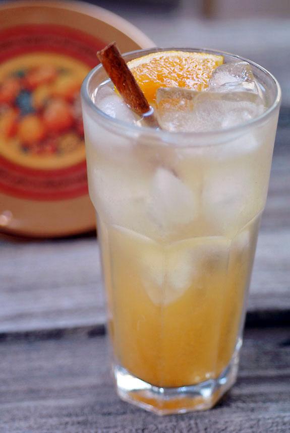 Apple cider soda homemade recipe