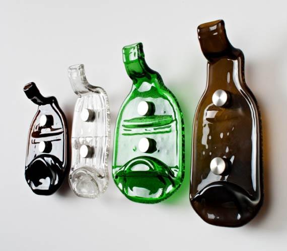 Diy beer bottle hooks
