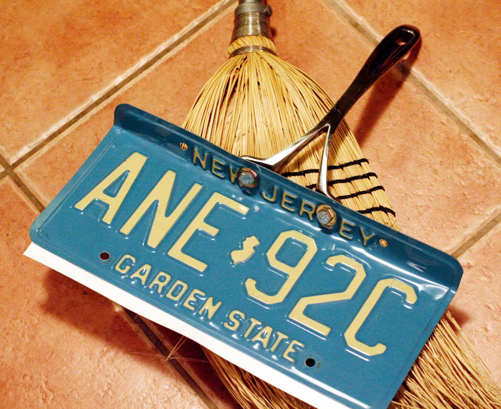 13 License Plate Upcycling Ideas GAC