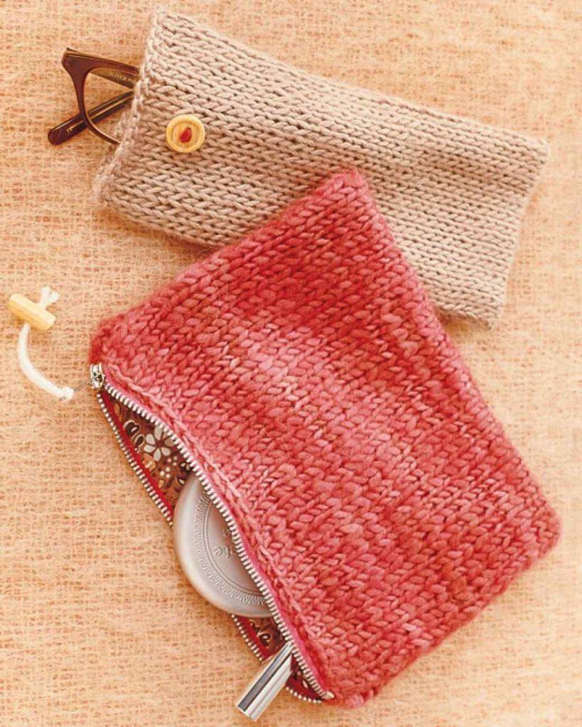 Knit case