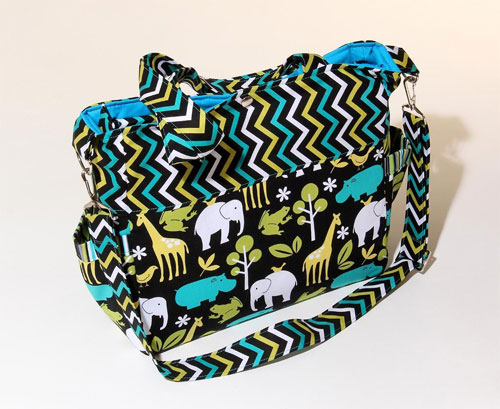 Sophie diaper bag