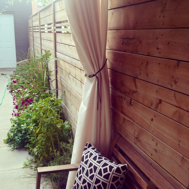 13 outdoor curtains drapes
