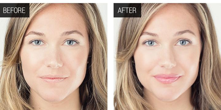 23 fake fuller lips tutorial