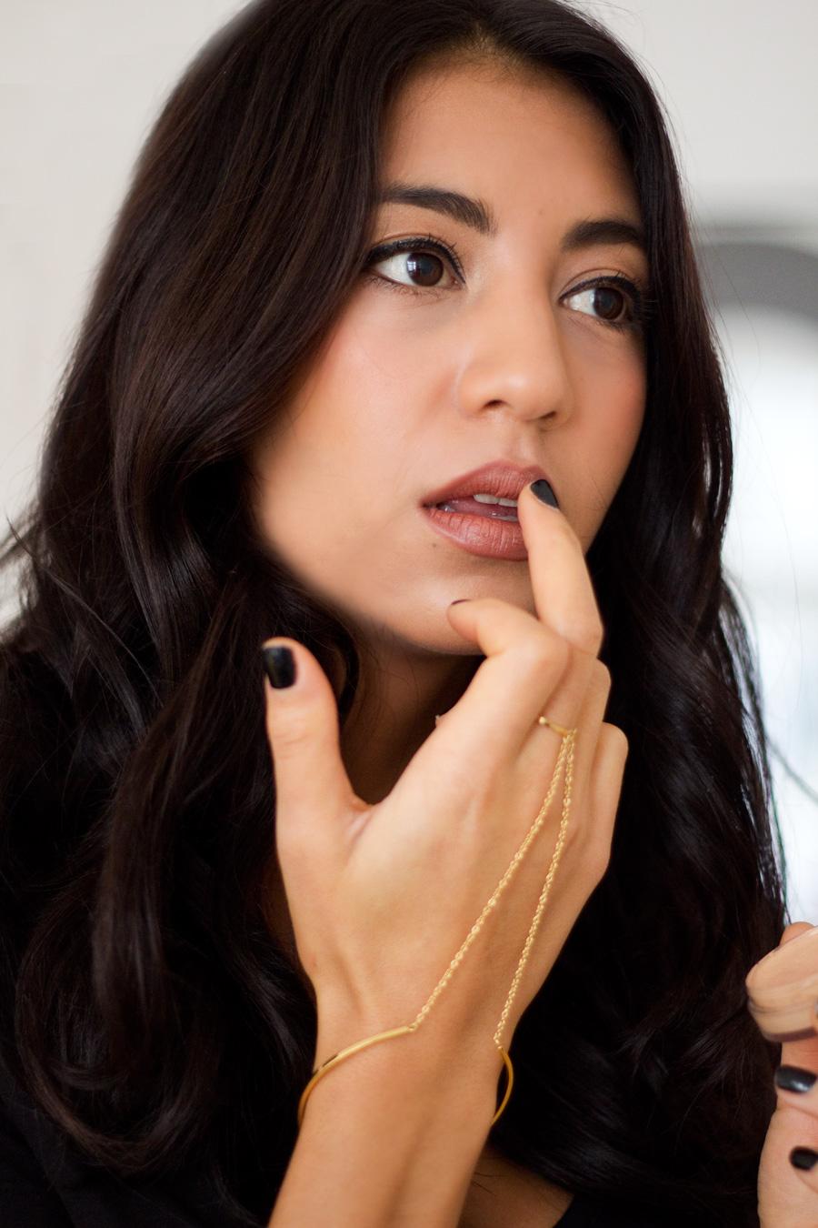3 matte lips makeup